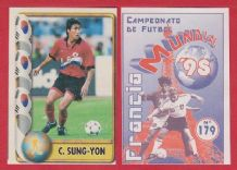 South Korea Choi Sung-Yong Sangmu
